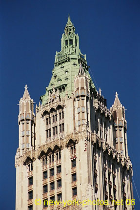 Woolworth building 1